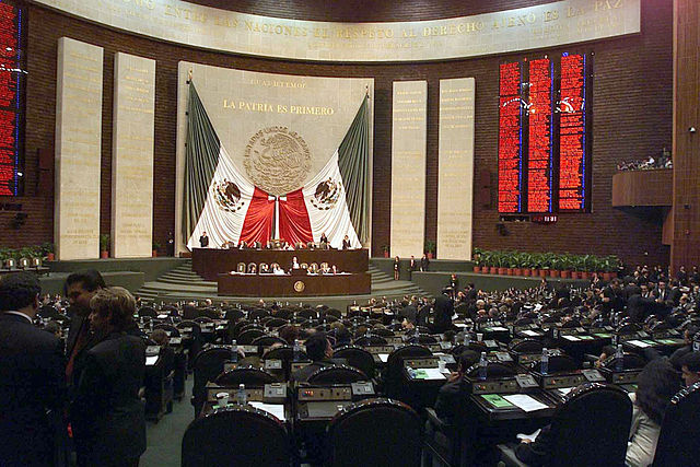 Mexican Chamber of Deputies
