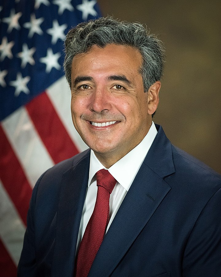 Photograph of Noel Francisco, U.S. Solicitor General